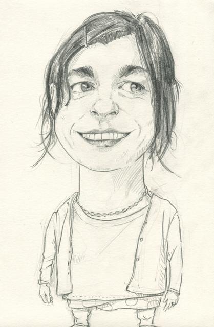 Julia, Graphit:Papier, 2013